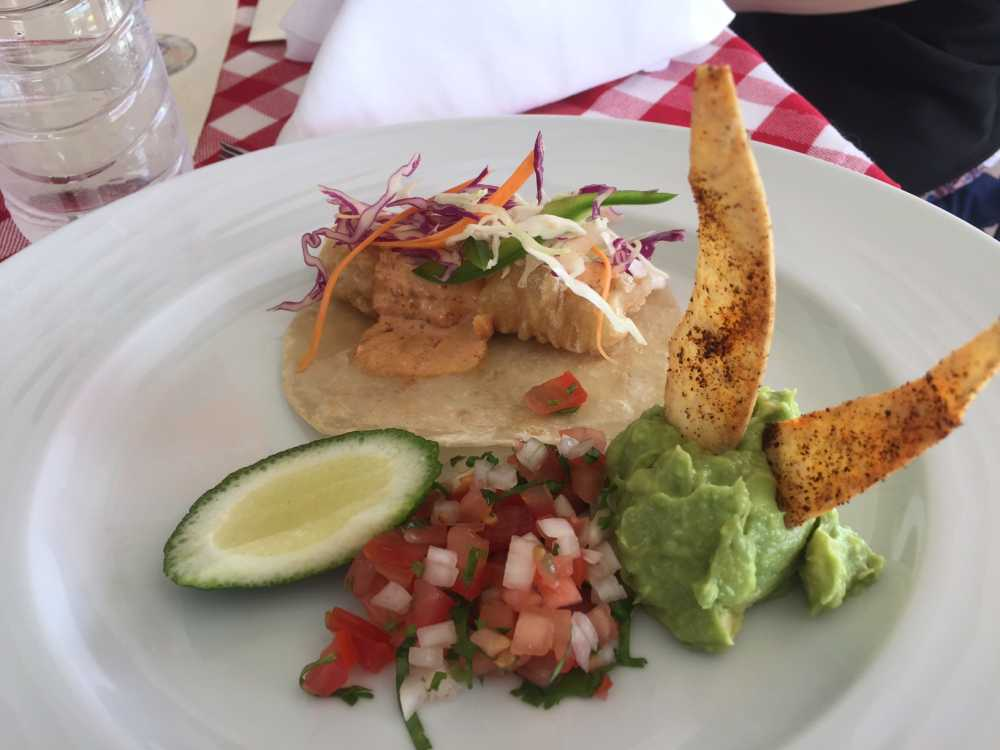 Mexican hideaway family fun in cabo san lucas traveling mom for How to cook fish tacos