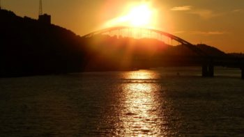From an eagle's eye view to a classic amusement park ride, here are seven amazing places to watch sunsets in Pittsburgh!