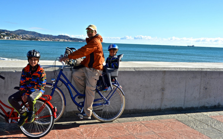 Travel Hacks for Families include how to save money on transportation.