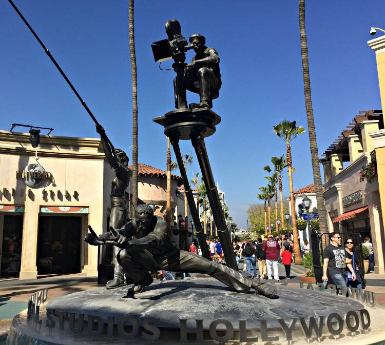 Discount Universal Hollywood tickets are available via 2017 Daily Getaways. Photo by Patty Holiday, Candid Traveling Mom