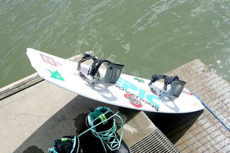 Houston Adventure is all about wakeboarding!