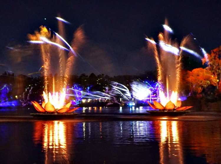 Illumination show at Epcot will your bright up your experience when you travel solo to Disney World.