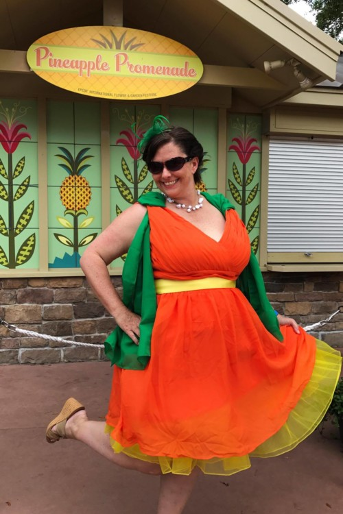 Disneybound looks get an extra layer of fun on Dapper Day!