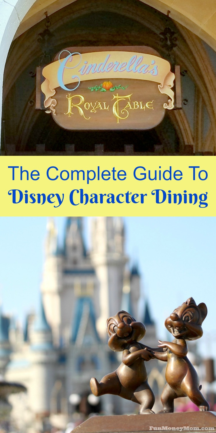 There are so many choices for Disney character dining that it can be overwhelming. Get all the info you need on which characters you can dine with, locations and prices to help decide which experience is best for your family. Here's our guide to eating and meeting Disney characters.