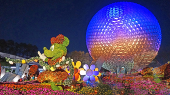Epcot - it is a lot to do for solo traveler at Disney World.