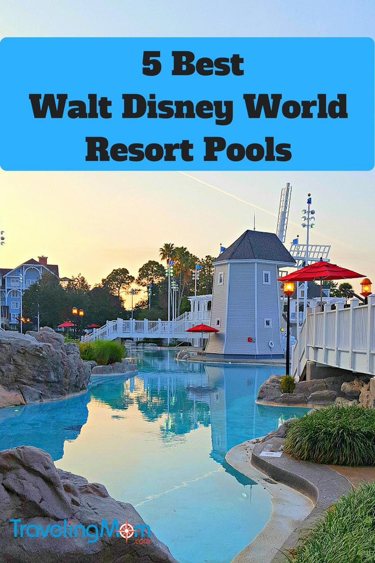 Marco? Polo! 5 Best Disney World Resort Pools