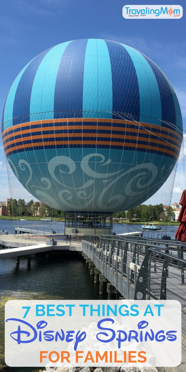 Visiting Disney Springs On Your Next Orlando Florida Vacation 7 Family Friendly And