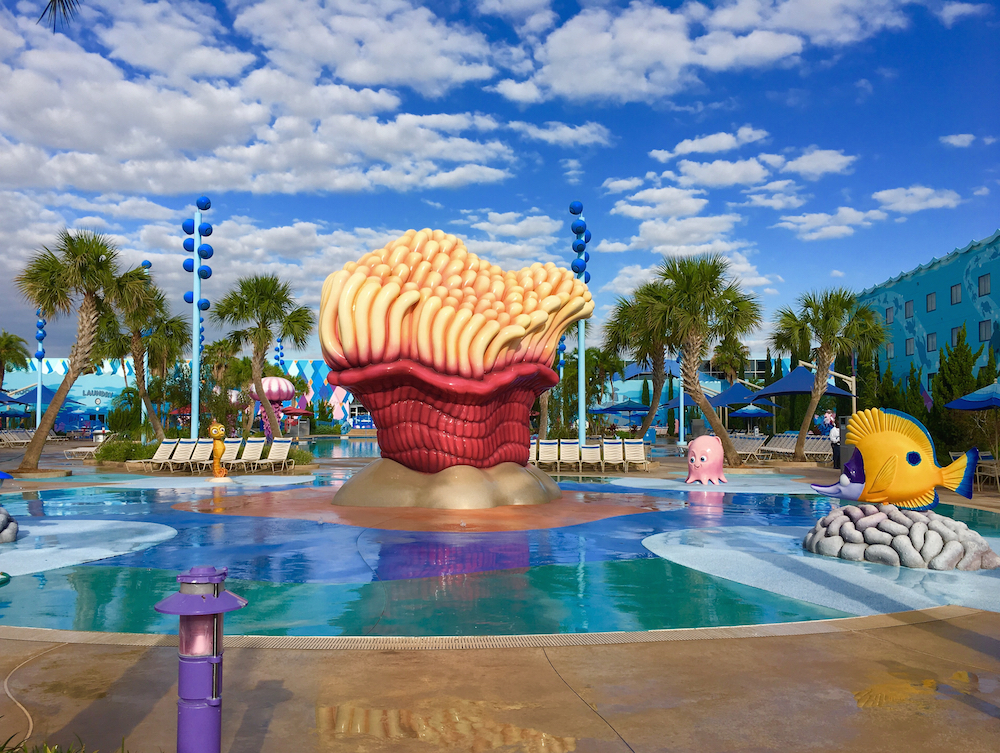 Which resort is best at Walt Disney World for your budget.