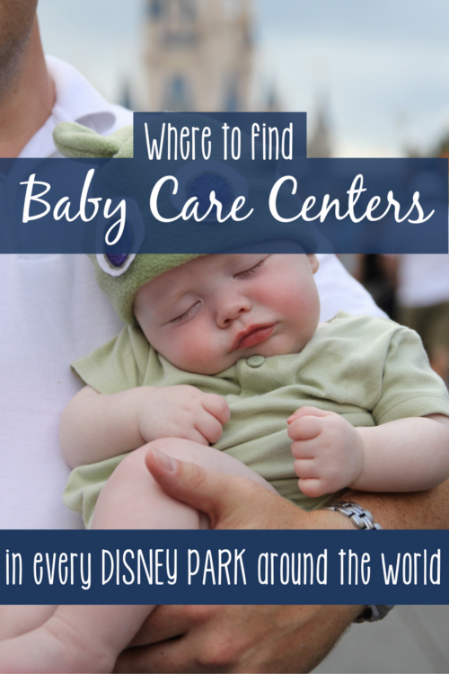 Baby Care Centers in every Disney Park around the world make Disney vacations with infants, toddlers, and preschoolers infinitely easier. Find out where to find them in Walt Disney World, Disneyland, Tokyo Disney Resort, Disneyland Paris, Hong Kong Disneyland, and Shanghai Disneyland resort.