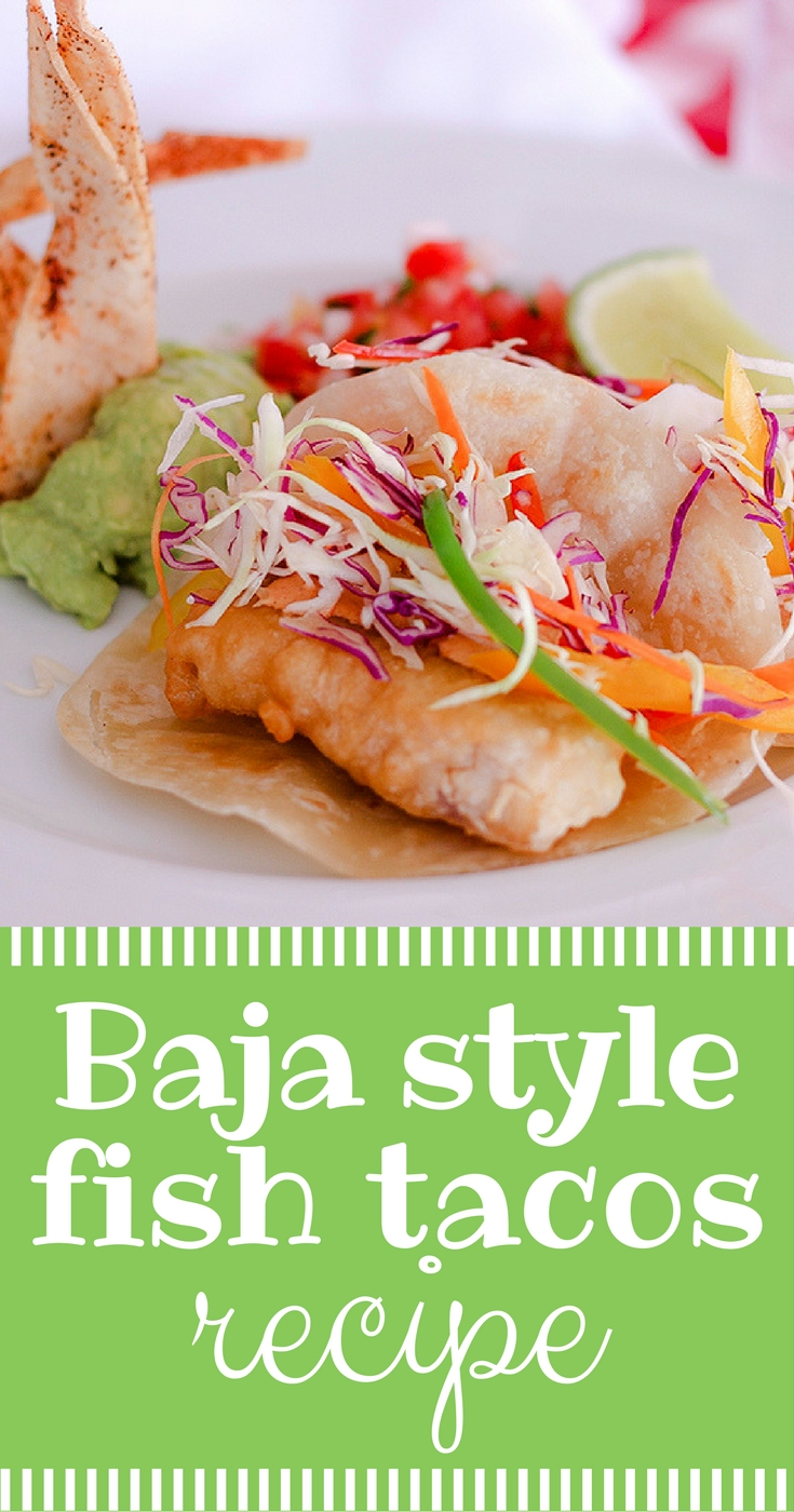 Pour the tequila and get ready to eat authentic fish tacos. Direct from the chef recipe to make at home, courtesy of Hacienda Encantada in Cabo San Lucas.