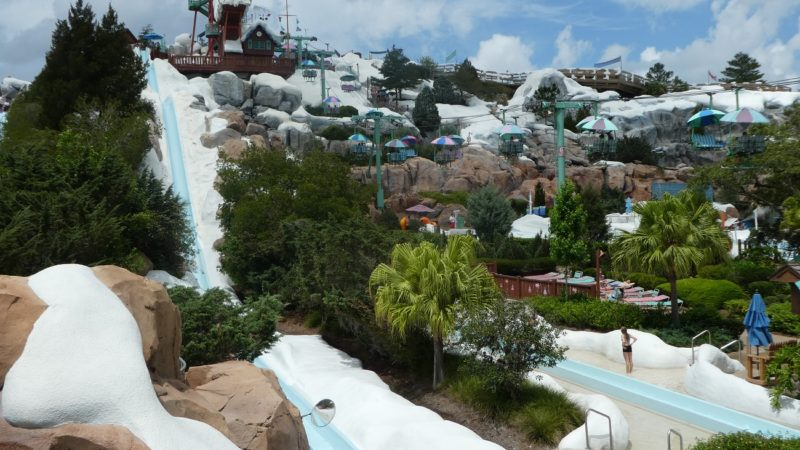 Pros Cons Of Blizzard Beach Water Park Disney World Travelingmom