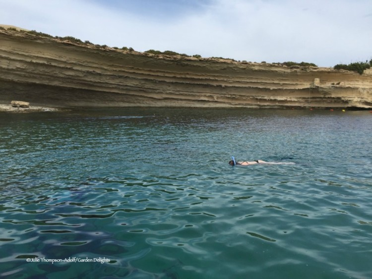 7 fabulous must-see Malta beaches: Delimara Cove is perfect for snorkeling.