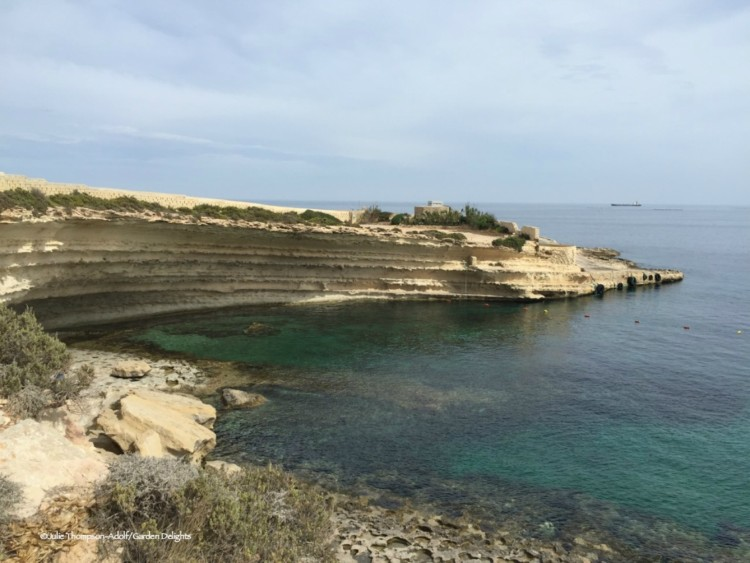 7 fabulous must see Malta beaches includes gorgeous Delimara Cove.