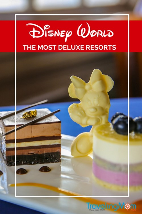 A Guide to the Most Deluxe Disney Resorts at Disney World for a luxury vacation