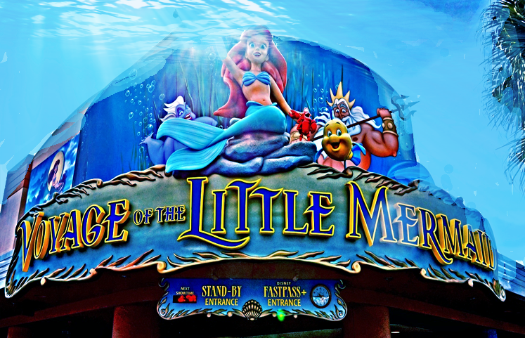 Veteran TravelingMoms itemize all the fun waiting at Walt Disney Hollywood Studios for preschoolers. Voyage of The Little Mermaid is a colorful, musical stage show that little ones will love.