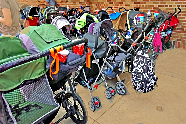 Veteran TravelingMoms itemize all the fun waiting for preschoolers at Walt Disney World's Hollywood Studios. A carry-all stoller can be your best friend, hauling your gear and saving little ones from fatigue.