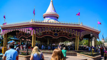 Best Disney World Rides for Grandparents and Kids