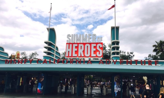 The Ultimate Guide to the Disneyland Summer of Heroes