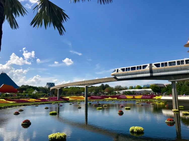 13 Things You Must Do with Teens at Walt Disney World: Ride on 3 Different Types of Transportation, like the Monorail