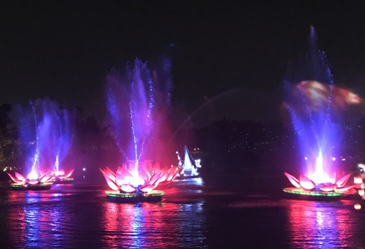 13 Things You Must Do with Teens at Walt Disney World: Rivers of Light