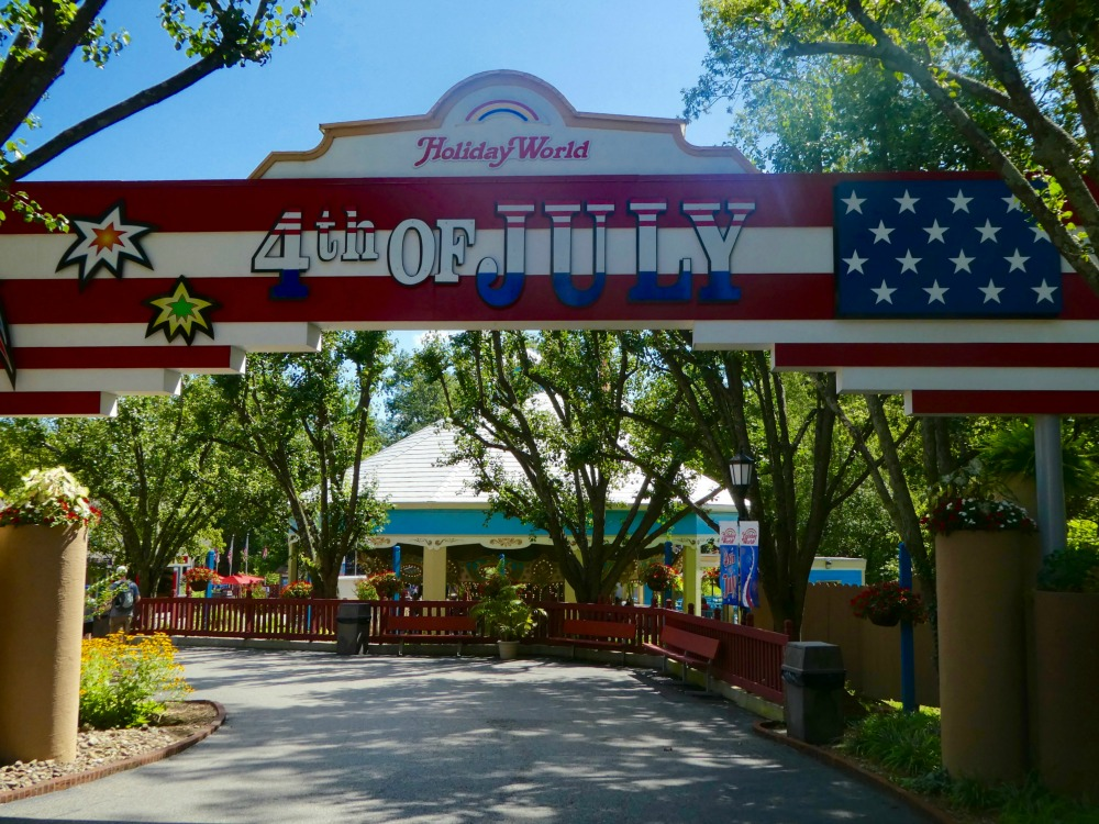 Holiday World in Indiana Where You Can Enjoy Holidays Year Round-TravelingMom
