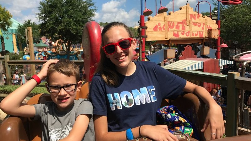 13 Things You Must Do With A Teenager At Walt Disney World