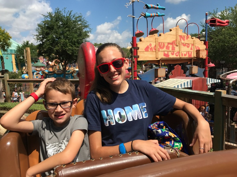 13 Things to Do with a Teenager in Walt Disney World