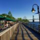 The Riverwalk was one of the best things to do in Wilmington NC