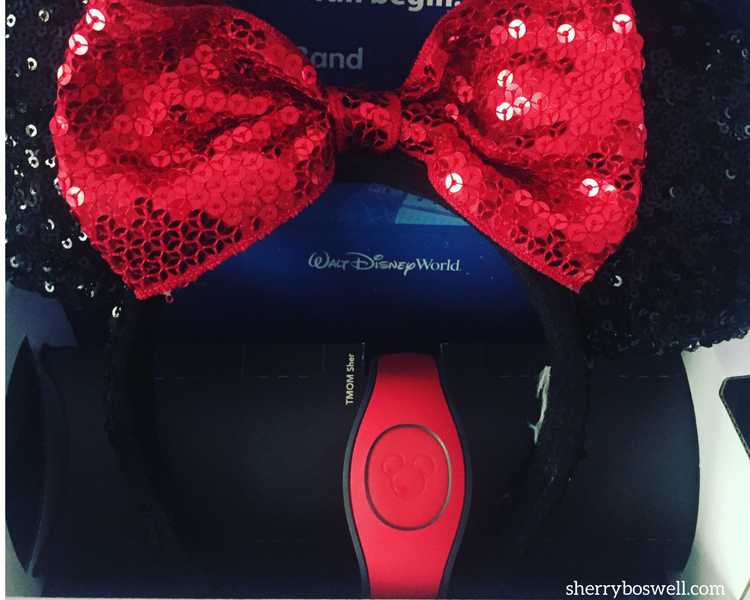 Disney World Dictionary what to know before you go to Disney World MagicBands