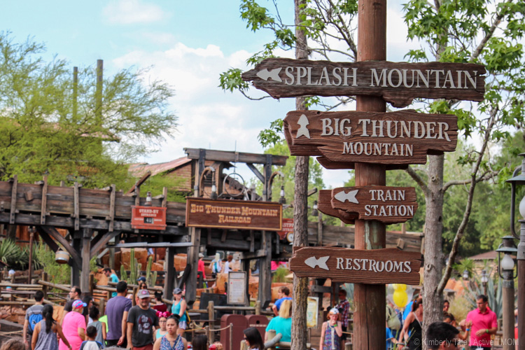 Our favorite rides including the best magic kingdom rides for bigger kids