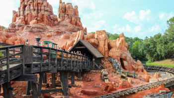 "The best Magic Kingdom rides for bigger kids are ll the ""mountains""."
