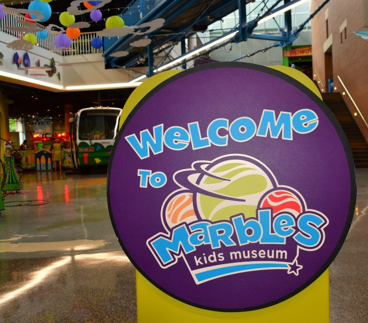 Marbles Children's Museum in Raleigh NC is one of the most affordable and highest quality children's museums.