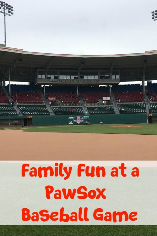 Take the family out to a ballgame! Catch the PawSox in action - inexpensive family fun in Rhode Island.