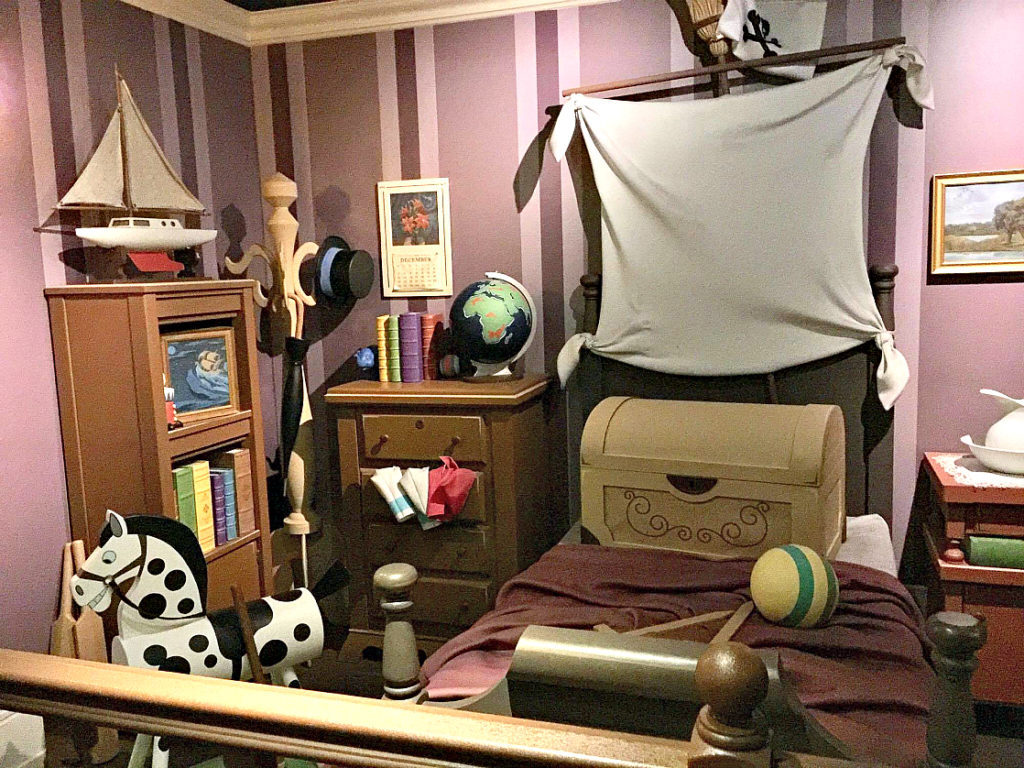 Peter Pan's flight, 1 of 11 Best Rides at Magic Kingdom for Toddlers