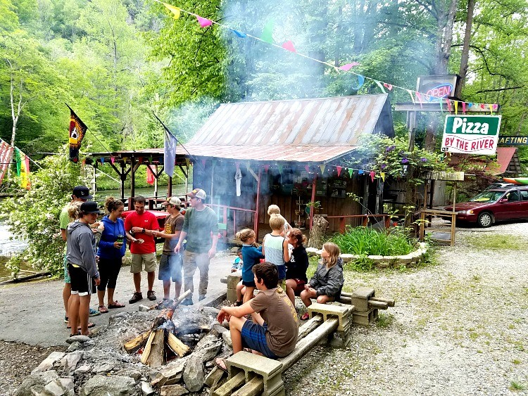 Be sure to check out Pizza By The River for more Family Fun in the Nantahala National Forest.