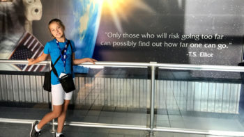 Why You Should Send Your Girls to Camp Kennedy Space Center