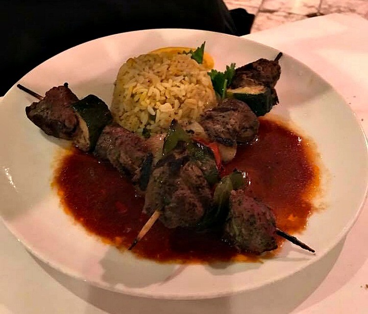 Sample Delicious Moroccan cuisine at Marrakesh Restaurant when dining at Epcot - TravelingMom