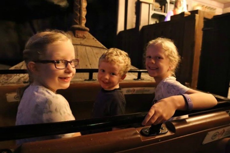 Kids love Frozen Ever After and Boat Rides, a winning combination at Epcot for preschoolers.