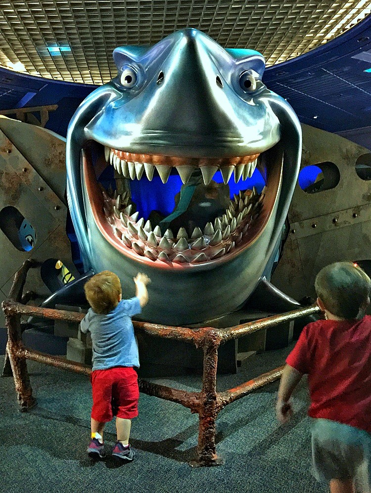 Epcot and preschoolers are a perfect pair thanks to kid-friendly play spaces.