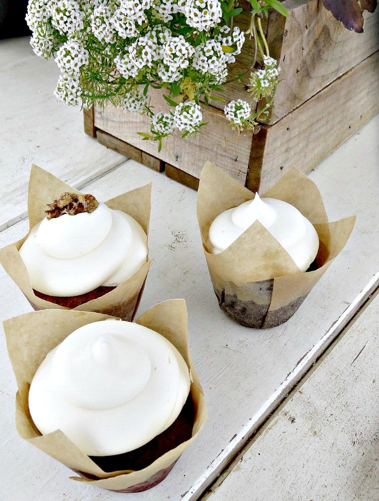 Grab a simply delicious cupcake at Magnolia Market, one of the many fun things to do in Waco.