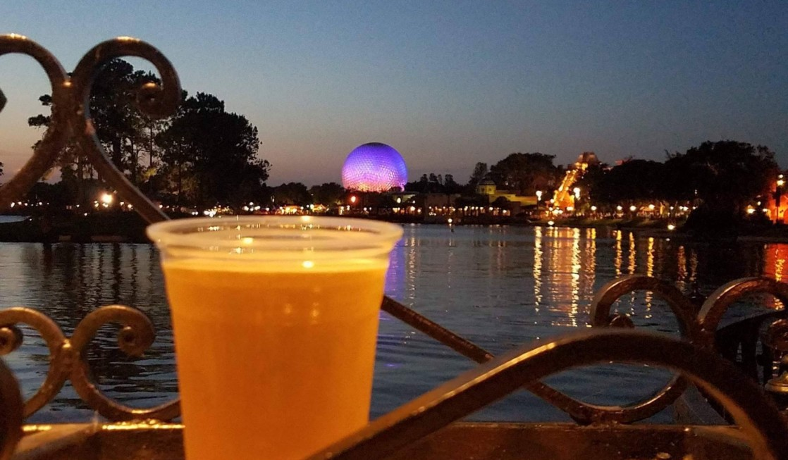 Nothing tastes better at the end of a busy Epcot World Showcase day than an Oktoberfest beer from Germany - the best beer in Epcot!