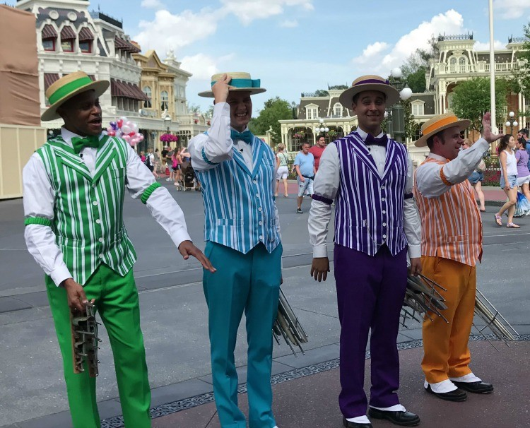 Complete guide to rideshare services in Orlando when theme park transportation won't do! Get to see the Dapper Dans faster!