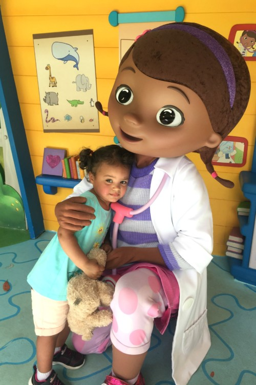 What is the best age for Disney for kids? Preschool age, when everything around them is real, is ideal for taking kids to the most magical place on earth.