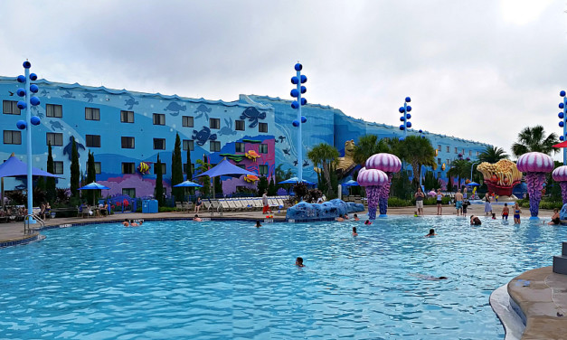 5 Best Disney World Resort Pools