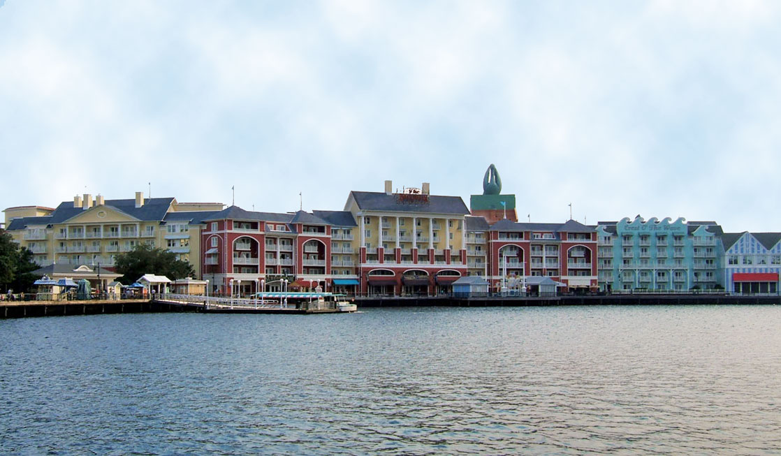 Disney's Boardwalk: A Family Guide