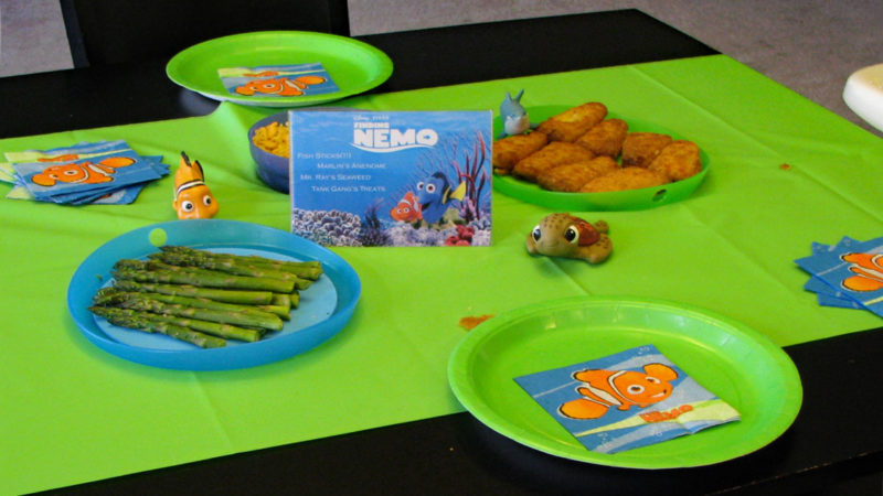 Sometimes it feels like ages between visits to Disney. Try these themed dinner ideas and Disney movie nights to build excitement for the next trip!