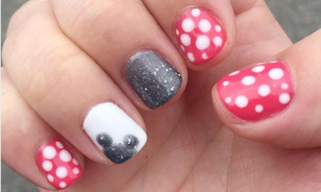 5 Disney Nail Design Ideas for your next trip to Disney World