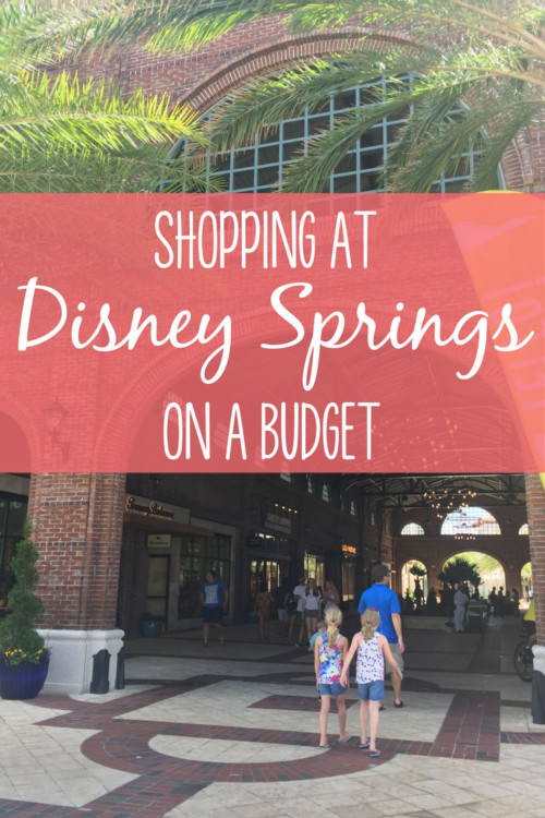 The newly-renovated Disney Springs shopping district at Walt Disney World is a shoppers paradise. Flagships stores and boutiques make it a destination for vacationers and locals alike. Find out about shopping on a budget at Disney Springs, and what to buy that won't break the bank.