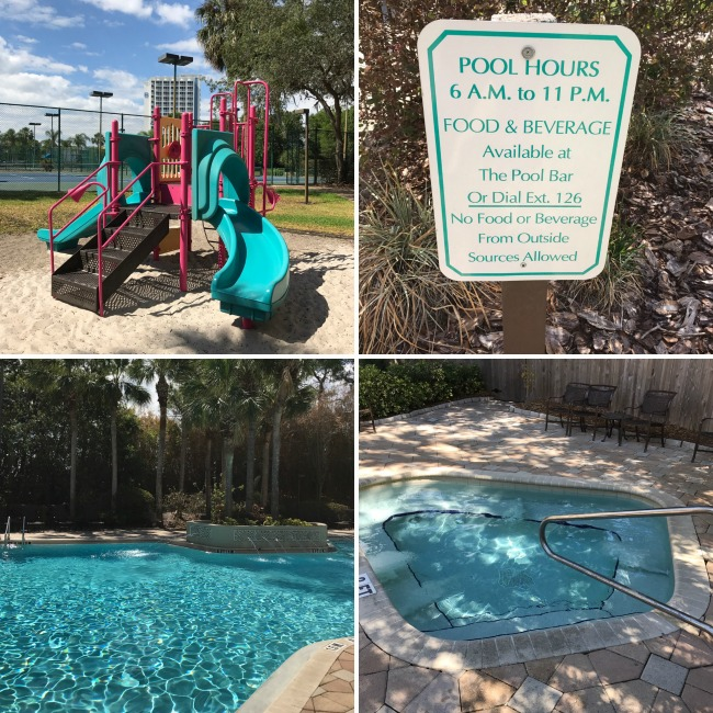 Doubletree Disney Springs is a great family friendly Disney off property option if you need more space. It also won't break the bank.