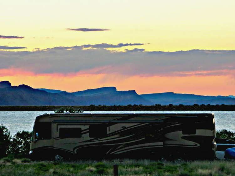 Luxury Travel Experiences abound in RV Travel.